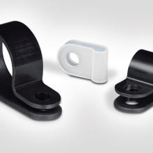 塑料P型夹 H2P  hellermanntyton 太通 尼龙扎带 束线带 规格齐全