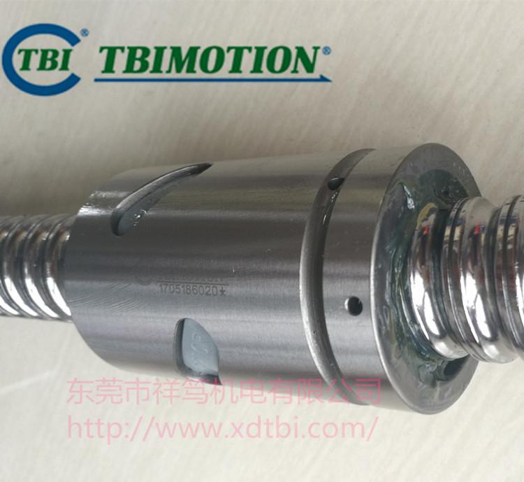 SCI02004-4型TBI丝杆 SCI02005-4型左右旋滚珠丝杆加工 东莞祥笃库存出售