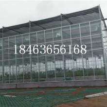 尖顶智能大棚  潍坊太原玻璃温室搭建价格