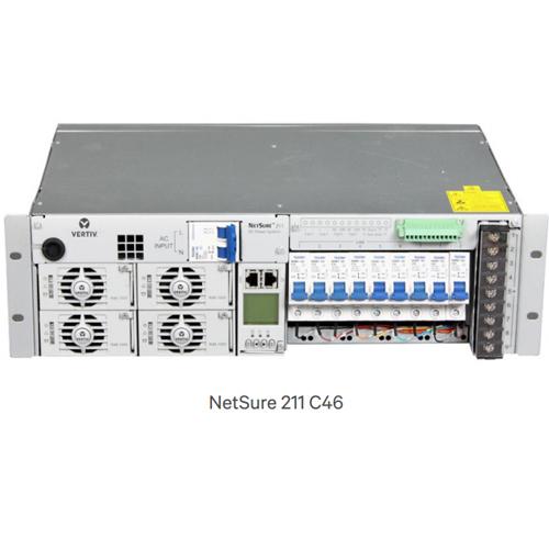 艾默生通信电源NetSure 211 C46全新