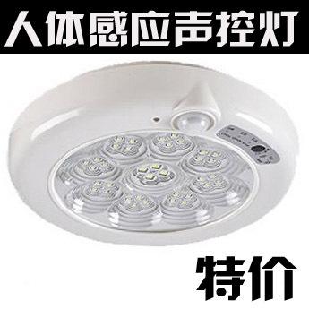 灯具 LDE灯 人体红外线感应灯 LED人体红外线感应灯 过道灯