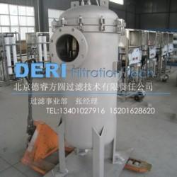北京袋式過濾器;袋式液体水过滤器 北京多袋式過濾器;袋式液体过滤器
