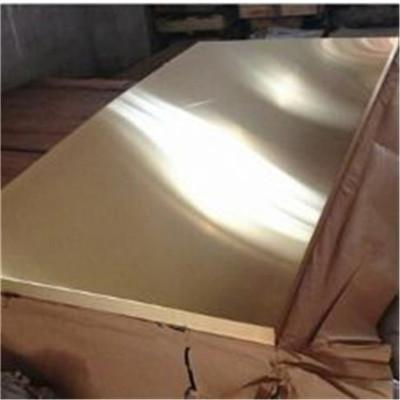 可加工国标铜板 高质耐腐卷板