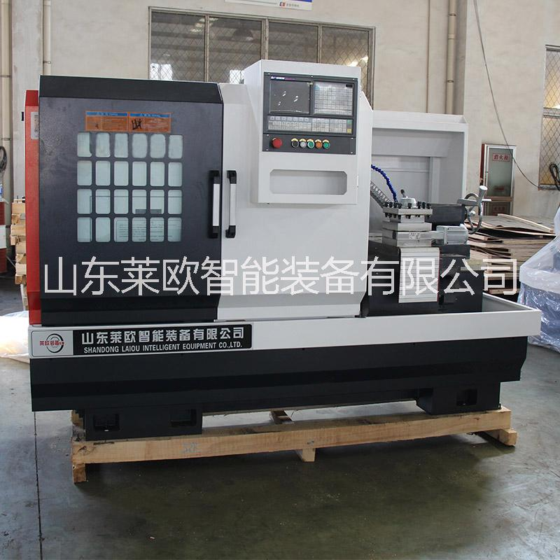 厂家直销CK6140硬轨数控车床 床身一米自动车床 机械二挡变速