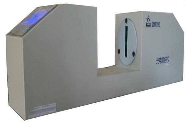 lpbj140型测径仪用于圆跳动测量时,首先将被测工件的静止状态设定为