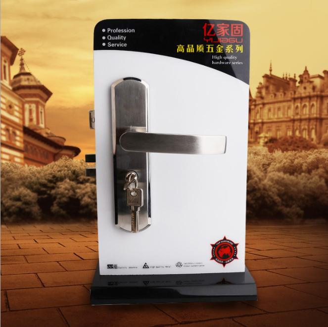 长期供应居家装潢用品不锈钢门锁执 不锈钢套锁