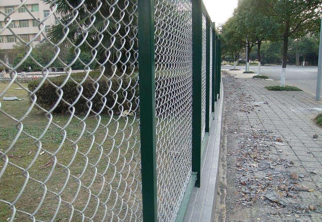 锌钢护栏专业定制 厂区隔离网造型美观