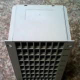 翼德通信供应 1分72插片盒,光缆分纤箱,光分路器箱,ODF箱及塑料插片ABS材质