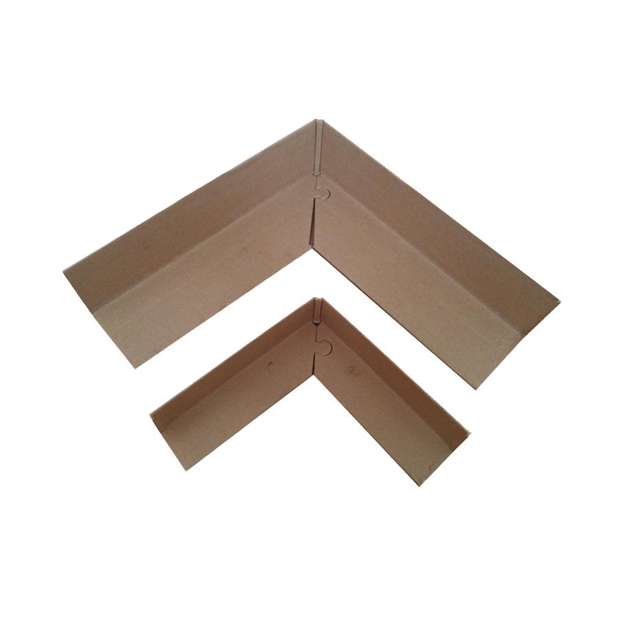 青岛锁扣护角厂家  保护纸箱角落 家具角落 防碰防撞 加厚加硬 纸护角哪家好