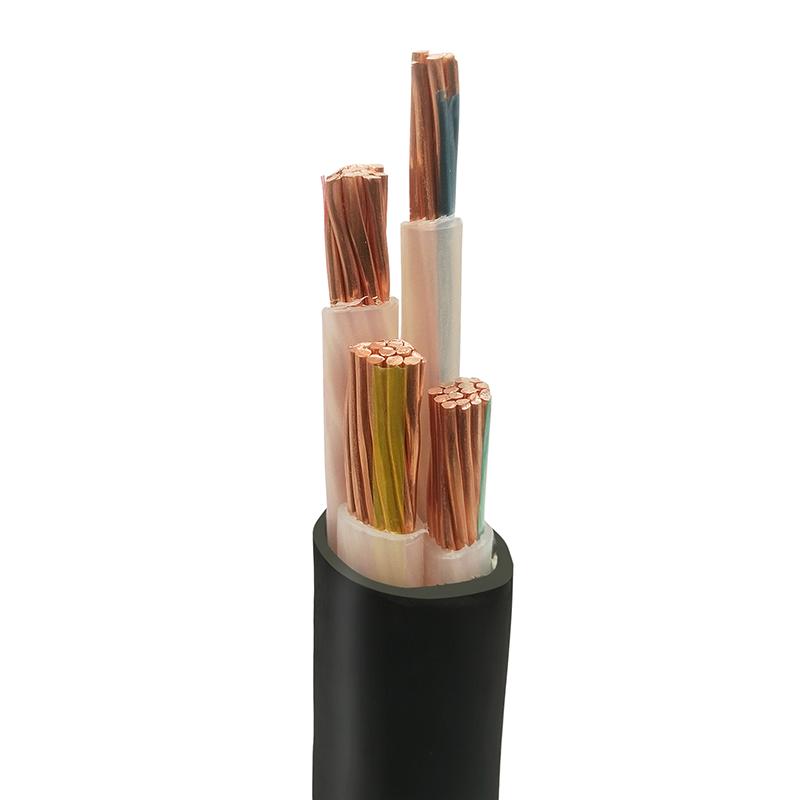 四芯国标电缆YJV 深圳市金环宇电缆四芯3+1国标电缆YJV35/50/70/95/120纯铜质量保证