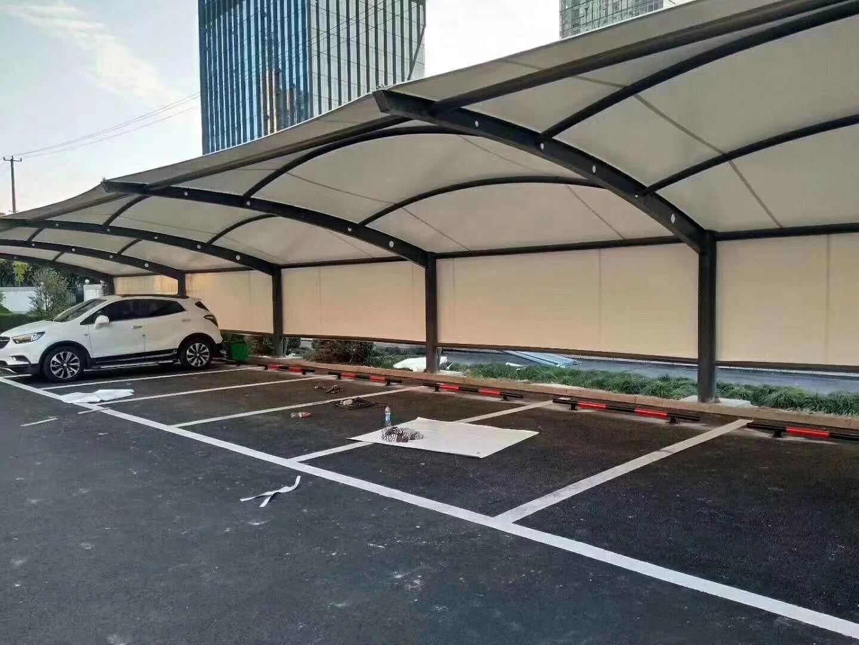 充电桩停车棚 充电桩停车棚安装