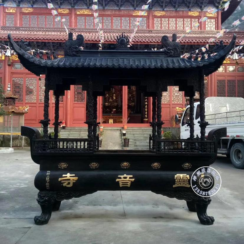 寺庙生铁香炉批发定制,生铁香炉价格,生铁香炉供应商