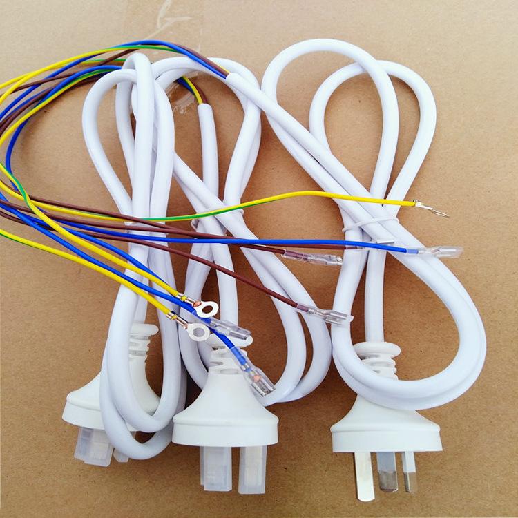1.5平方澳规三插线 灯饰连接电源线