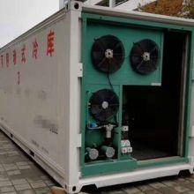 可卖可租可移动式集装箱冷库 优质集装箱冷库 青岛集装箱冷库图片