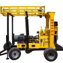 XY-600T电动拖车电话 深孔水井钻机 大口径打井机 车载地质勘探钻机 深孔水井钻机电话 深孔水井钻机哪家好 XY-6