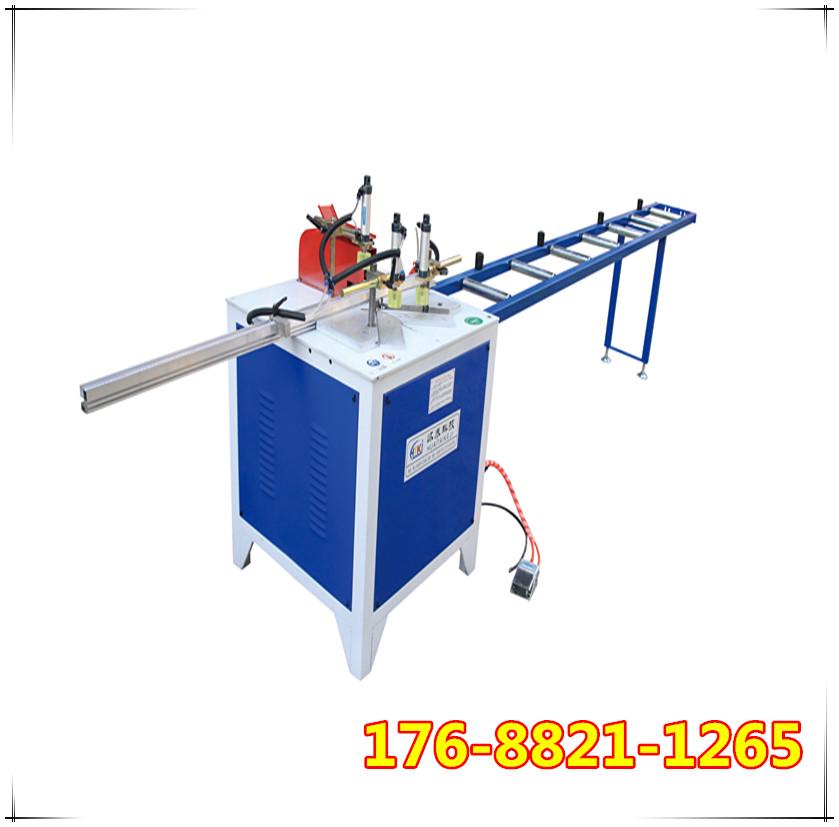 多功能精密铝材切割机 相框切角机 锯铝机湖南多功能铝材切割机厂家铝家具切角机