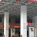 加油站包柱铝材供应商图片