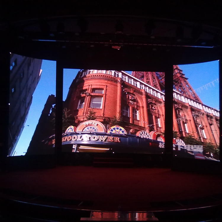 室内P6全彩led显示屏 高清高刷新广告电子大屏幕厂家直销哪里买
