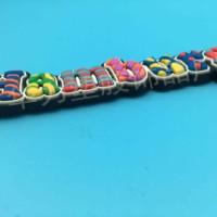 厂家直销 卡通pvc冰箱贴 创意卡通立体强力磁铁磁力贴 可定制批发 PVC软磁冰箱贴 PVC卡通软磁冰箱贴
