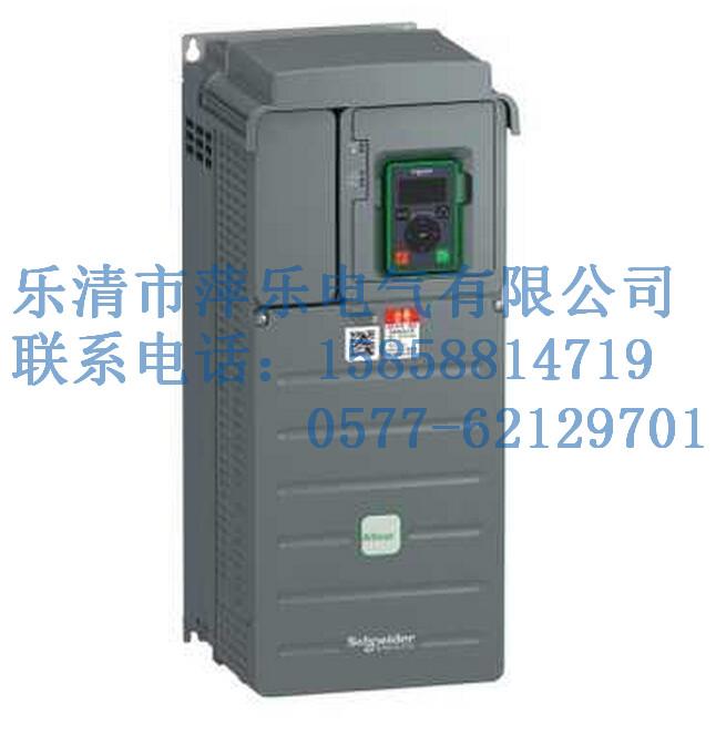 供应施耐德变频器ATV610D22N4 - 22 kW/30 HP - 380...415 V - IP20