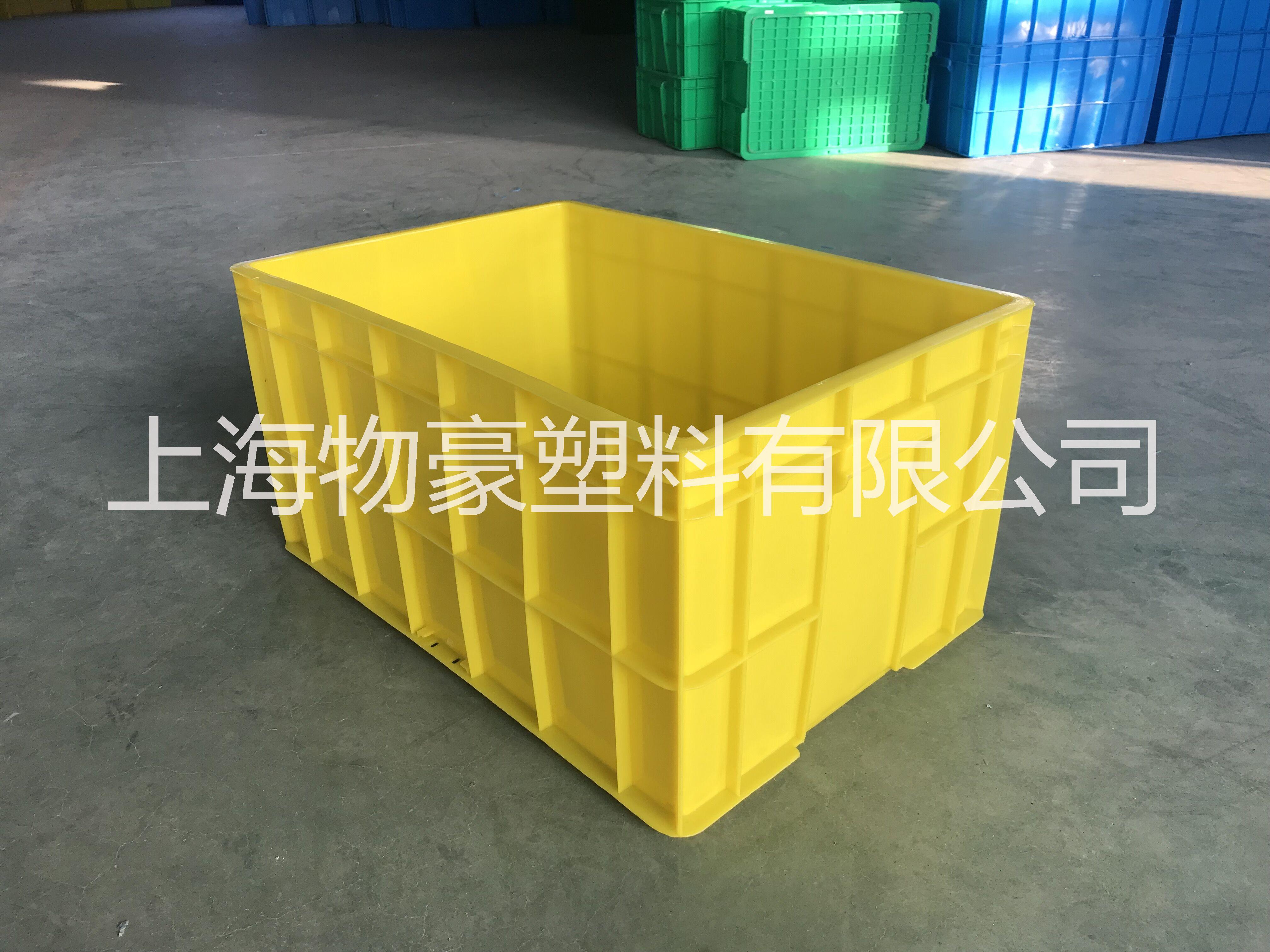 575*塑料周转箱 575*300塑料周转箱 厂家直销食品级塑料箱 全新料周转筐