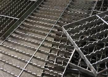 镀锌钢格板 钢格栅 格栅板 厂家图片