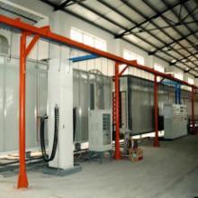 静电粉末喷涂设备 经过计算得出静电喷涂较空气喷涂涂料利用率提升百分比批发