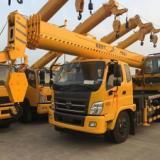 福田130  12吨小吊车  12吨汽车吊 12吨汽车起重机