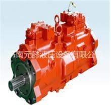 挖掘机川崎K3V112DT液压泵K3V63DT柱塞泵批发