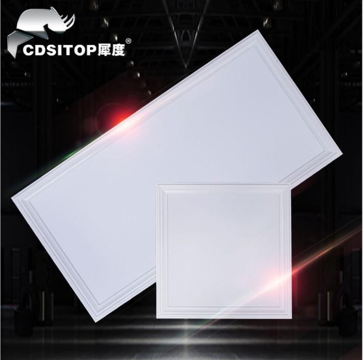 LED平板灯厂家直销 集成吊顶嵌入式吊顶灯 耐用办公室厨房室内照明面板灯节能灯