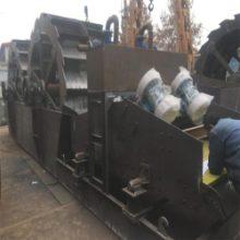 洗砂设备加装细砂回收机后华丽转身