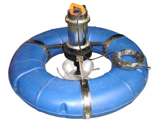 1500W三相380V养鱼池鱼塘曝气式增氧机    曝气式增氧机-07