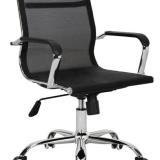 深圳特价网布办公椅-纳米网布椅-网布职员转椅-网布电脑椅-职员转椅