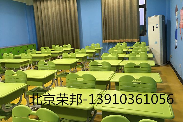 学生课桌椅图片/学生课桌椅样板图 (4)