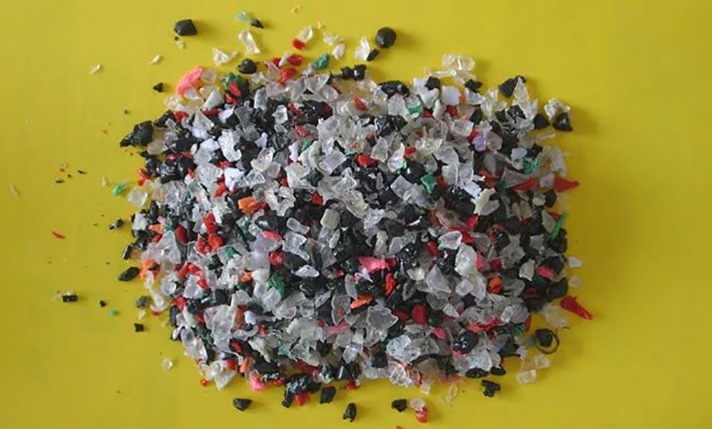 回收塑胶    塑胶再生料  破碎料回收  回收塑胶加工