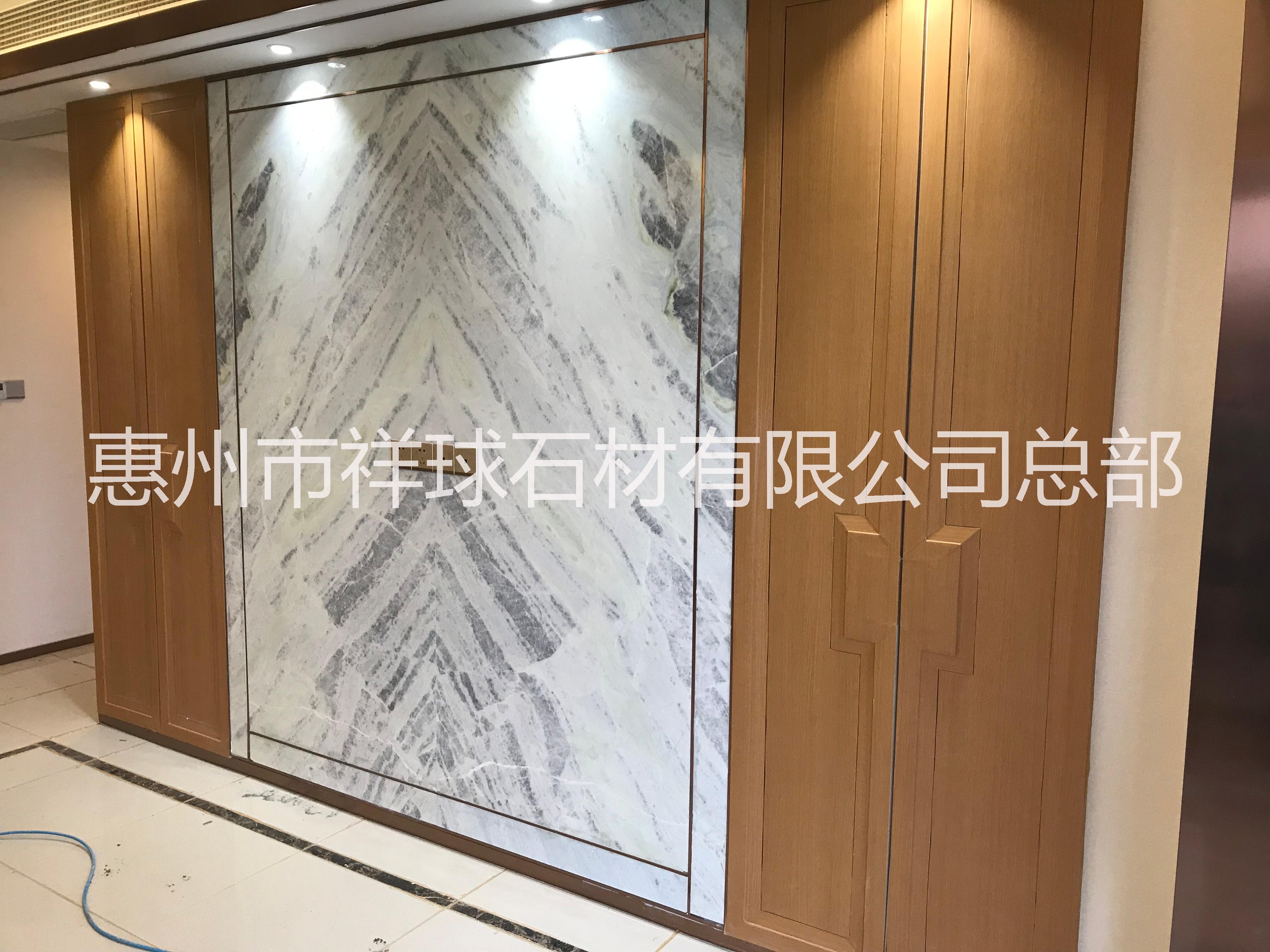 深圳玉石背景墙专业供应商
