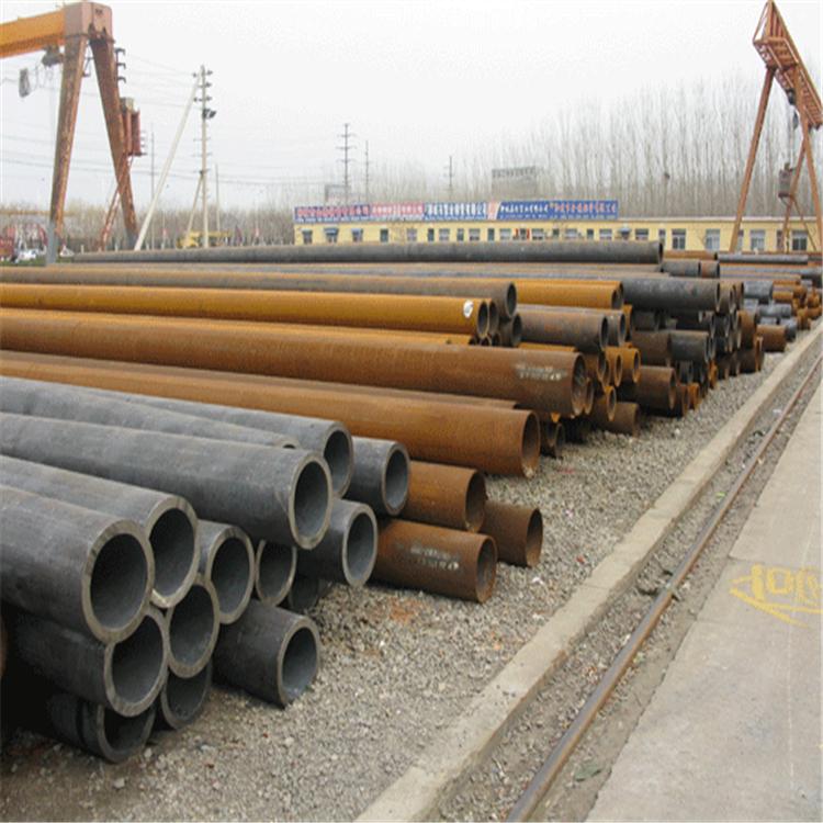 Q345B精密无缝管 Q345B厚壁冷拔钢管 Q345B精密无缝钢管 Q345B无缝钢管厂