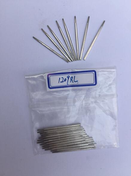 钢柄16U型针 有尾3针 无尾圆针 不收口精品针 收口精品针价格  无尾圆针