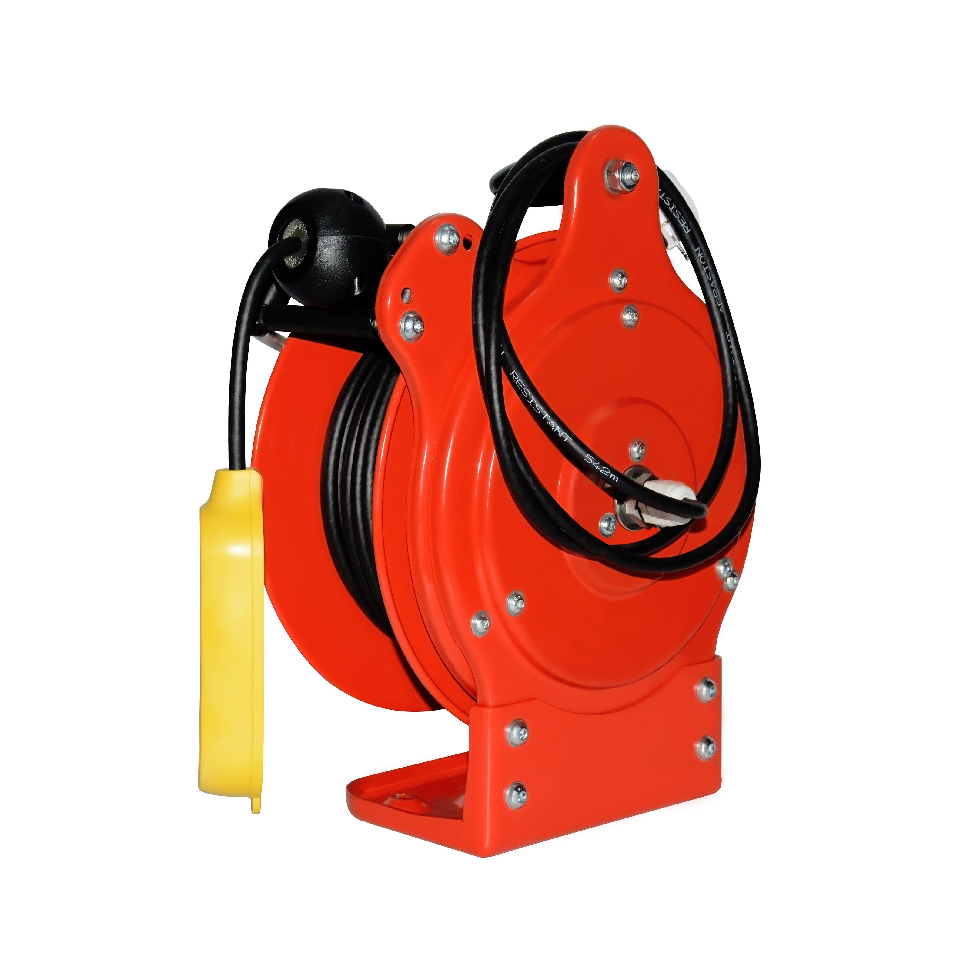 EB300系列电线卷线器 工程机械线缆卷盘 插座线卷盘 EB300电缆卷线器