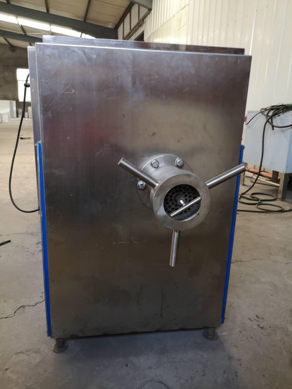 供应100型全不锈钢冻肉绞肉机