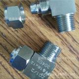 不锈钢304材质直角快拧接头 ZG1/2-16*12快拧弯头 厂家现货出售