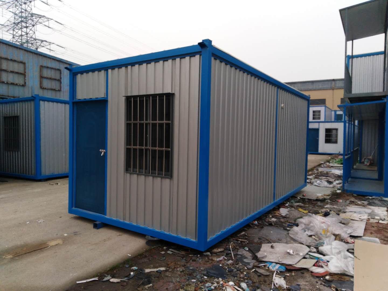 萧山集装箱价格表厂家便宜出售,买住人集装箱多少钱一个