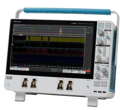 泰克MDO3000混合域示波器