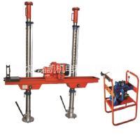 气动架柱式钻机 气动钻机 架柱式钻机 煤矿钻机 气动架柱钻机 煤矿气动架柱式钻机