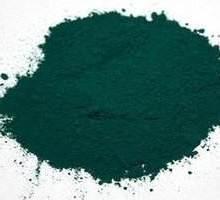 进口高浓度绿颜料印度酞菁绿G7号绿地坪漆工业漆涂料