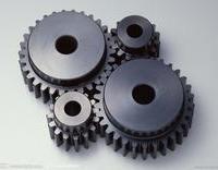 花键轴各种规格/齿轮链轮齿条同步带轮蜗轮蜗杆花键轴非标定做磨齿加工