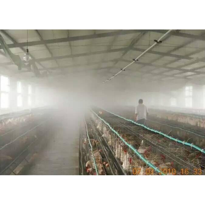 西安水云间喷雾造景效果怎么样