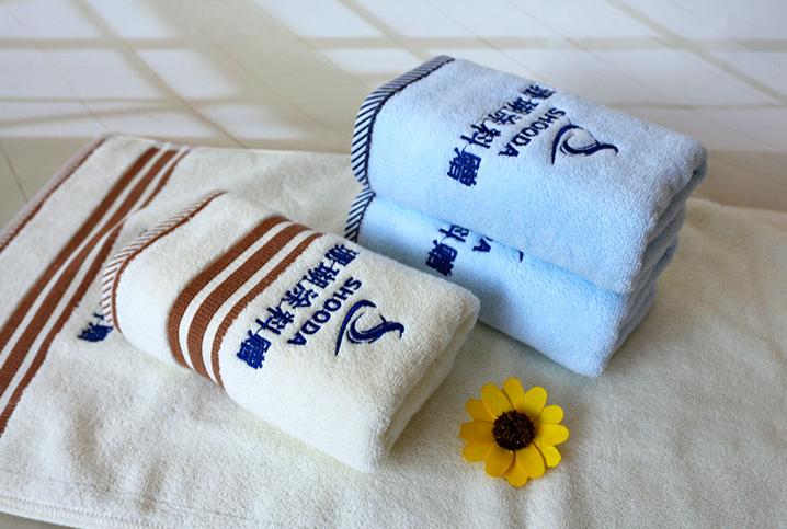 隆利工厂直销纯棉广告礼品促销毛巾 企业专享定制LOGO 包装礼盒