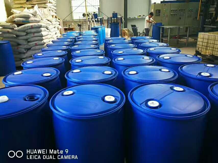 食品包装桶200L化工桶200L塑料桶现代化流程质量可靠200Lkg塑料桶