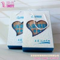 隆利厂家直销批发礼品礼盒 医疗器械行业赠品纯棉毛巾套装